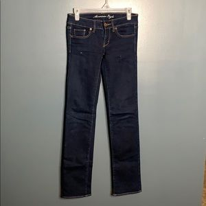 American Eagle Straight Leg Jeans